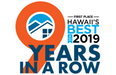 Voted First Place in Hawaii's Best 2019